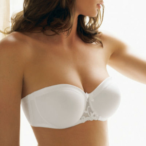 goede strapless bh push up